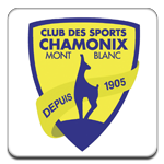 Logo club des sports de Chamonix